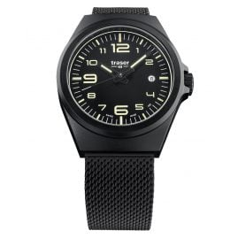 traser H3 108206 Men´s Wristwatch P59 Essential M Black