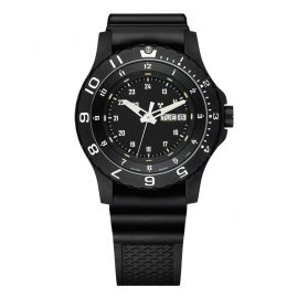 traser H3 100376 Men`s Watch P66 Type 6 MIL-G Black