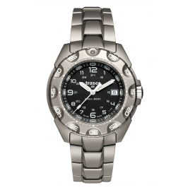 traser H3 105485 Men´s Titanium Watch P49 Special Force 100