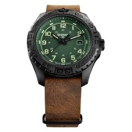 traser H3 109038 Herrenuhr P96 OdP Evolution Green