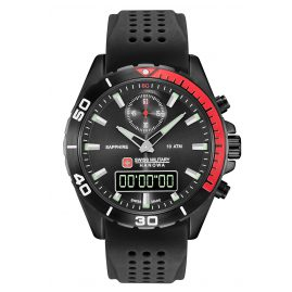 Swiss Military Hanowa 06-4298.3.13.007 Herren-Chronograph Multimission