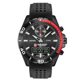 Swiss Military Hanowa 06-4298.3.13.007 Mens Chronograph Multimission AnaDigi