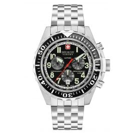 Swiss Military Hanowa 06-5304.04.007 Herrenuhr Touchdown Chrono