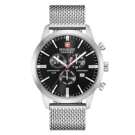 Swiss Military Hanowa 06-3308.04.007 Herren-Uhr Multifunktion