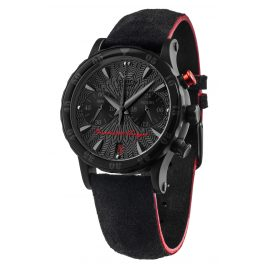 Vostok Europe VK64-515C395 Damenuhr Benediktas Vanagas Lady Black Edition