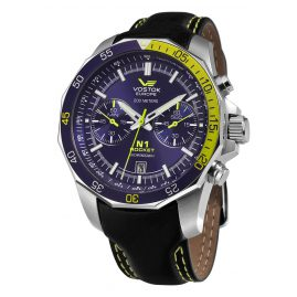 Vostok Europe 6S21-2255253 Rocket N1 Herren-Chronograph