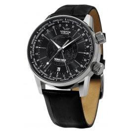 Vostok Europe 5605239 World Timer Automatic Watch