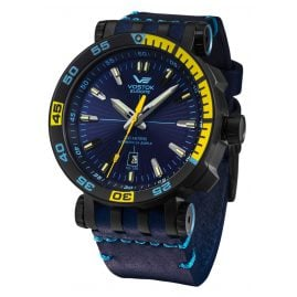 Vostok Europe NH35A-575C280 Automatic Mens Watch Energia Rocket