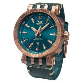 Vostok Europe NH35A-575O286 Automatic Mens Watch Energia Rocket Bronze