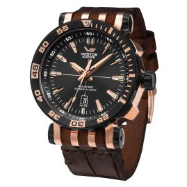Vostok Europe NH35A-575E282 Automatic Mens Watch Energia Rocket