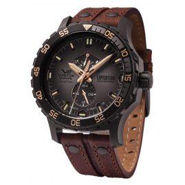 Vostok Europe YN84-597D541 Men's Automatic Watch Expedition Everest Underground