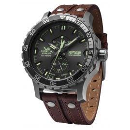 Vostok Europe YN84-597A543 Automatic Men's Watch Expedition Everest Underground