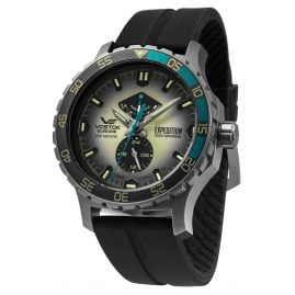 Vostok Europe YN84-597A544 Men's Automatic Wristwatch Expedition Everest Underground