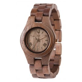 WeWood WW21003 Criss Nut Damen-Armbanduhr