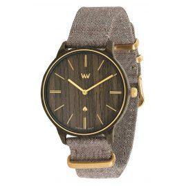 WeWood WW65002 Damen-Armbanduhr Iris Beige Gold