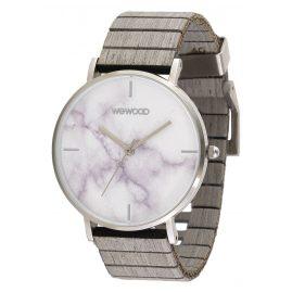 WeWood WW48005 Damenuhr Aurora Marble Grey