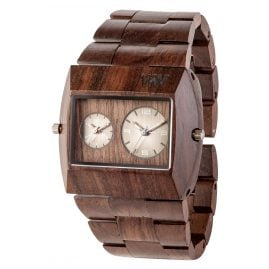 WeWood WW02015 Jupiter RS Chocolate Herren-Holzuhr