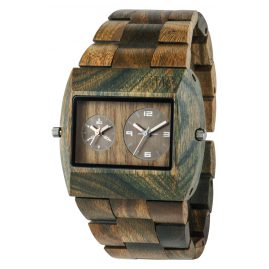 WeWood WW02012 Jupiter RS Army Holz-Herrenuhr