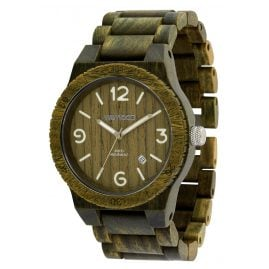 WeWood WW08010 Herrenuhr Alpha SW Army