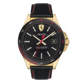Scuderia Ferrari 0830490 Herren-Armbanduhr Pilota