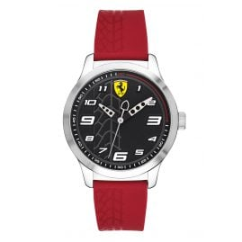 Scuderia Ferrari 0840019 Jugenduhr Pitlane