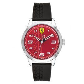 Scuderia Ferrari 0840021 Kinderarmbanduhr Pitlane