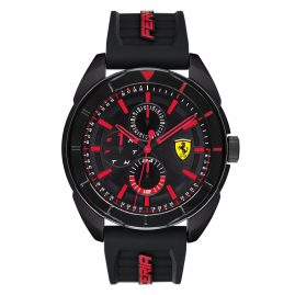 Scuderia Ferrari 0830547 Herrenuhr mit Multifunktion Forza
