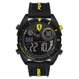 Scuderia Ferrari 0830552 Digital Men's Watch Forza
