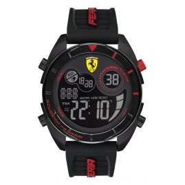 Scuderia Ferrari 0830548 Digital Men's Watch Forza