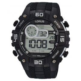 Lorus R2351LX9 Mens Digital Watch