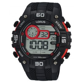 Lorus R2355LX9 Mens Watch Digital Chronograph