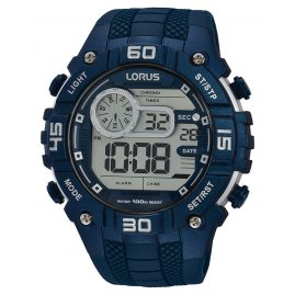 Lorus R2357LX9 Mens Digital Watch Chronograph