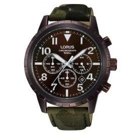 Lorus RT339FX9 Chronograph Herrenuhr Camouflage