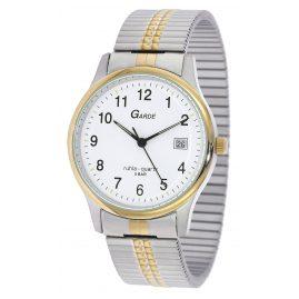 Gardé 1120-9 Herren-Armbanduhr mit Zugband Elegance