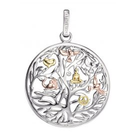 Engelsrufer ERP-TREE-TRICO Pendant Tree of Life