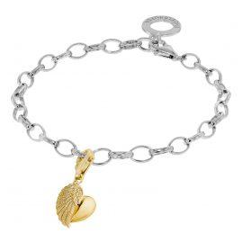 Engelsrufer 51931 Geschenkset Armband mit Flügelherz