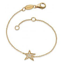 Engelsrufer ERB-LILSTAR-ZI-G Armband Stern