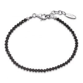 Engelsrufer ERB-20-1BS Damen-Armband Spinal Schwarz