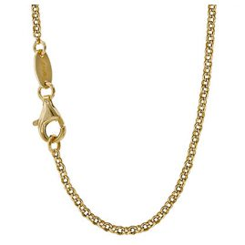 Engelsrufer ERN-G Silber-Halskette Goldfarben