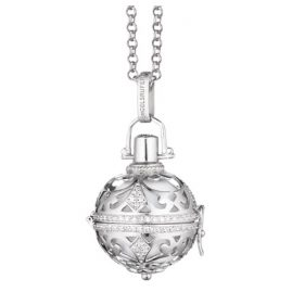 Engelsrufer 35400 Necklace with Sparkling Engelsrufer Pendant