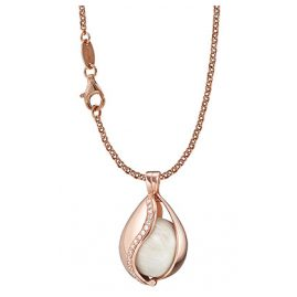 Engelsrufer 35688 Necklace Heavens Tear Rose