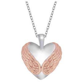 Engelsrufer ERN-WITHLOVE-01 Halskette mit Herz-Anhänger