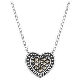 Engelsrufer ERN-HEART-MA Damen-Halskette mit Herz