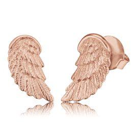 Engelsrufer ERE-WING-STR Flügel Ohrringe Rosé