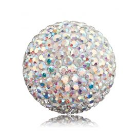 Engelsrufer ERS-01-ZI Sound Ball White Crystal