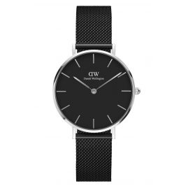Daniel Wellington DW00100202 Damenuhr Classic Petite Ashfield 32 mm
