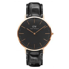 Daniel Wellington DW00100129 Herrenuhr Reading Rose Gold 40 mm