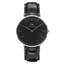 Daniel Wellington DW00100135 Mens Watch Reading Silver 40 mm