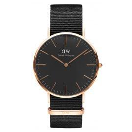 Daniel Wellington DW00100148 Men's Watch Cornwall Rose Gold 40 mm