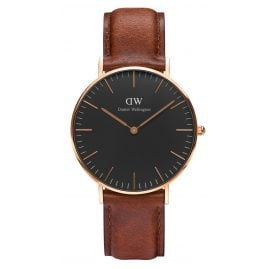 Daniel Wellington DW00100136 Damenuhr St Mawes Rose Gold 36 mm